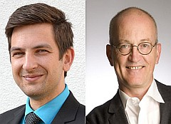 Kai Birkmann Raik Ludwig SuccessFactors i/Con Frankfurt