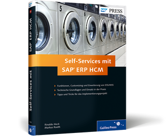SAP Press HCM Self-Services