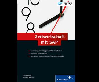 SAP Press HCM Zeitwirtschaft