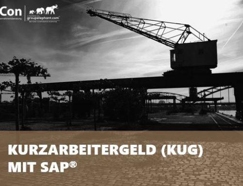 Wir machen Ihr SAP fit für Kurzarbeit !