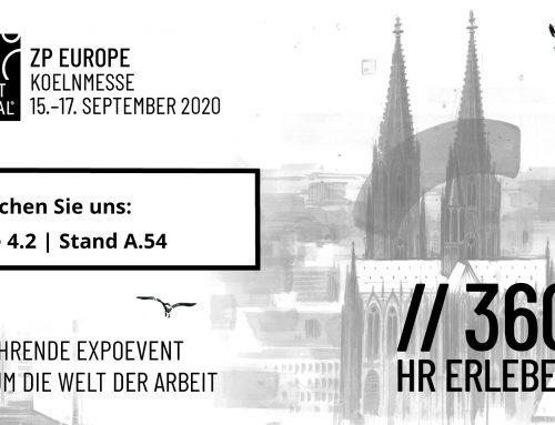 I/Con auf der Zukunft Personal in Köln