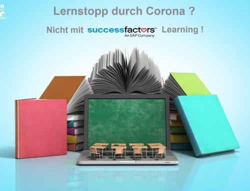 Lernen in der Krise: SuccessFactors Learning als Weg in die Zukunft.